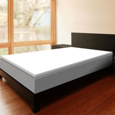 "jcpenney.com | Comfort Revolution 1½"" Memory Foam Mattress Topper"