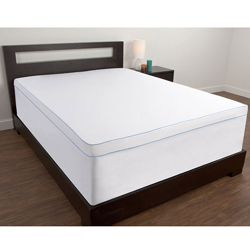 Comfort Revolution Mattress Topper Cover