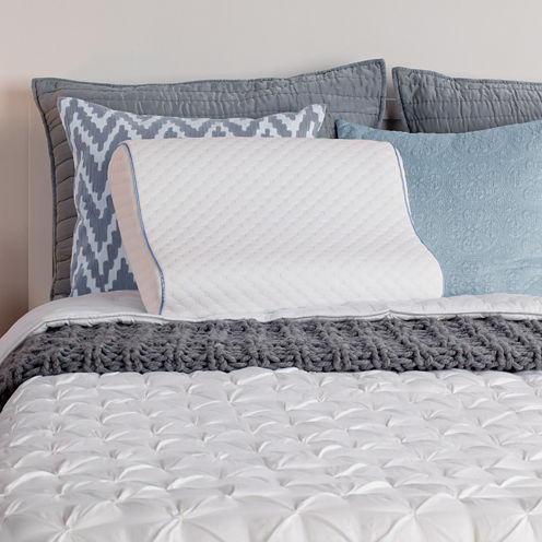 Sealy® Memory Foam Contour Pillow