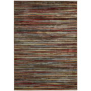 Nourison® Simple Stripe Rectangular Rugs