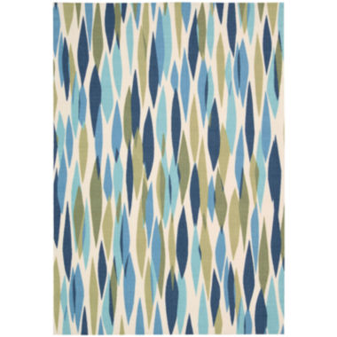 jcpenney.com | Waverly® Bits & Pieces Indoor/Outdoor Rectangular Rug