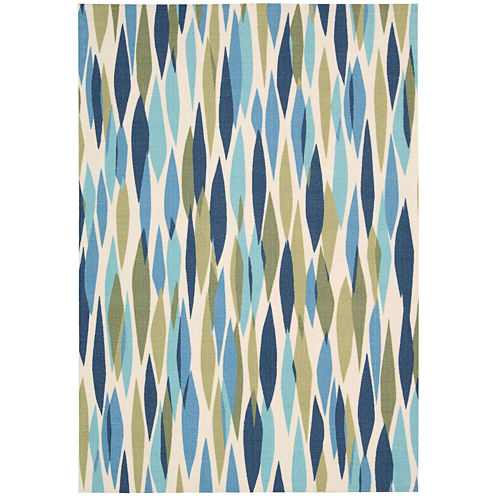 Waverly® Bits & Pieces Indoor/Outdoor Rectangular Rug