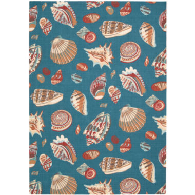 jcpenney.com | Waverly® Low Tide Indoor/Outdoor Rectangular Rug