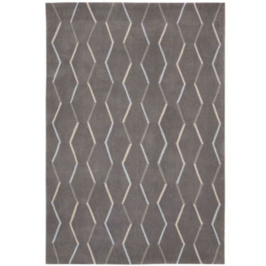 jcpenney.com | Nourison® Ripple Hand-Carved Rectangular Rug
