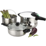 Fagor® Rapid Express 5-pc. Pressure Cooker Set