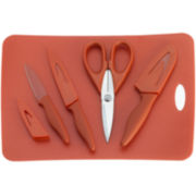 CLOSEOUT! Denisse Oller 5-pc. Cutlery Set