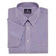 Stafford® Short Sleeve Broadcloth Dress Shirt