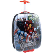 Marvel® Avengers Hard Shell Rolling Kids Suitcase