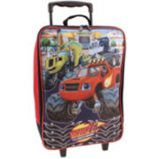 Nickelodeon Blaze and the Monster Machines Kids Rolling Suitcase