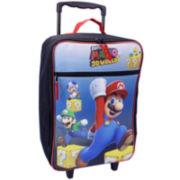 Nintendo Super Mario 3D World Kids Suitcase