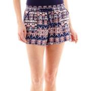 Rewash Smocked Shorts