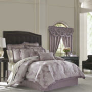 Queen Street® Raina 4-pc. Comforter Set and Accessories