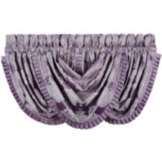 Queen Street® Raina Waterfall Valance