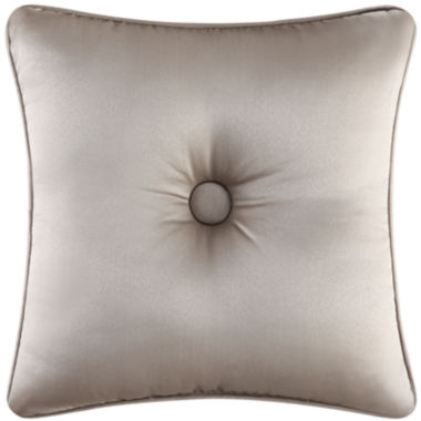 "jcpenney.com | Queen Street® Antonia 16"" Square Decorative Pillow"