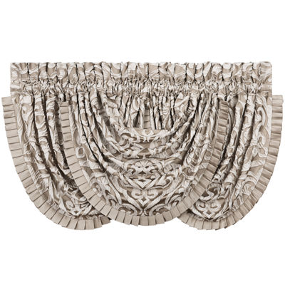 Queen Street® Antonia Waterfall Swag Valance