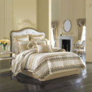 CLOSEOUT! Queen Street® Miliania 4-pc. Comforter Set