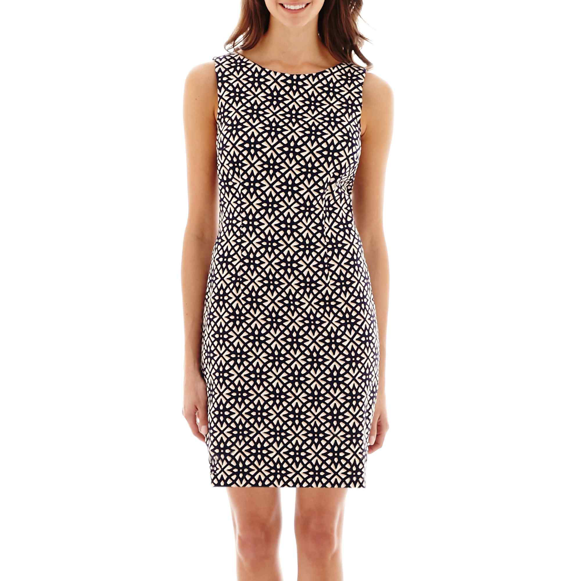 Alyx Sleeveless Sheath Dress - Petite