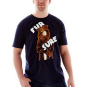 Fur Sure Graphic Tee