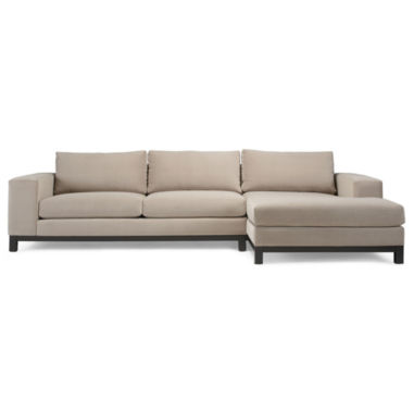 jcpenney.com | Calypso 2-pc. Chaise Sectional in Gibson Fabric