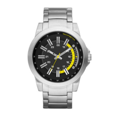 jcpenney.com | Mens Luminous Hand Round Case Watch