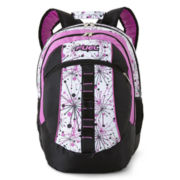 Fuel® Active Laptop Backpack-Black/Grape