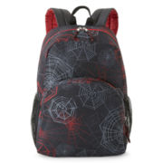 Fuel® Classic Dome Backpack-Black/Sport Red