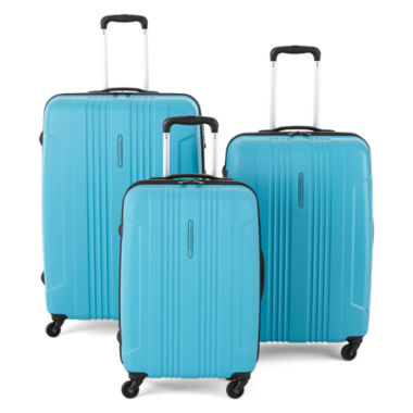 jcpenney.com | Protocol® Hardside Spinner Upright Luggage Collection