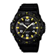 Casio® Mens Solar Sport Watch MRW-S300H-1B3V