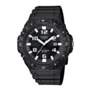 Casio® Mens Solar Sport Watch MRW-S300H-1BV