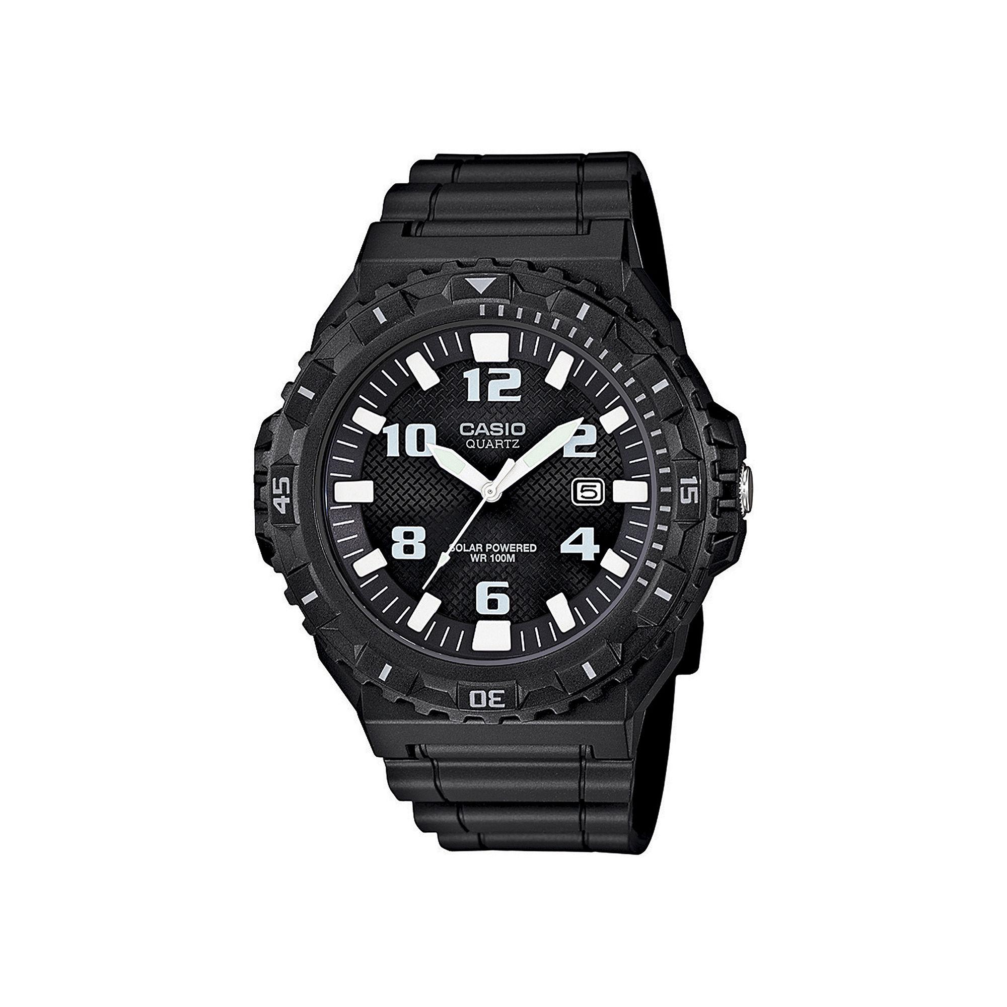 Casio Mens Solar Sport Watch MRW-S300H-1BV