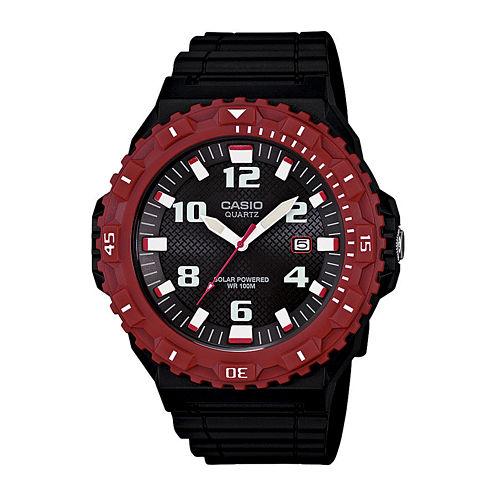 Casio® Mens Solar Sport Watch MRW-S300H-4BV