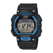 Casio® Runner Mens Solar Sport Watch STL-S100H-2AV