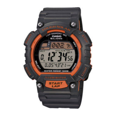 jcpenney.com | Casio® Runner Mens Solar Sport Watch STL-S100H-4AV