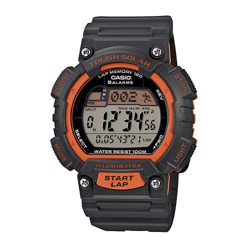 Casio® Runner Mens Solar Sport Watch STL-S100H-4AV