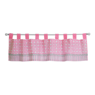 jcpenney.com | Trend Lab® Lily Tab-Top Valance
