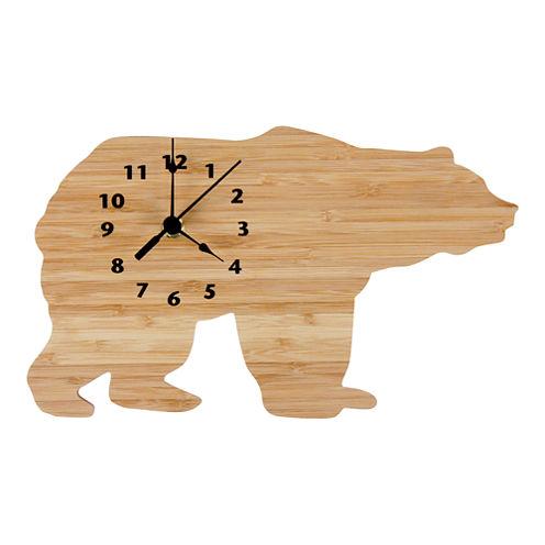 Trend Lab® Northwoods Bear Clock