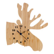 Trend Lab® Northwoods Moose Clock