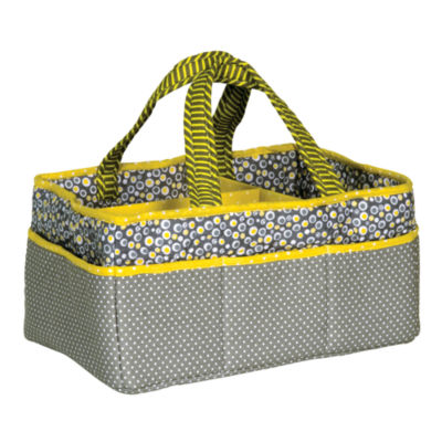 Trend Lab® Hello Sunshine Portable Storage Caddy