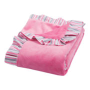 Trend Lab® Lily Receiving Blanket