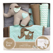 Trend Lab® Cocoa Mint 5-pc. Gift Set
