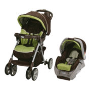 Graco® Alano™ Classic Connect™ Travel System - Go Green