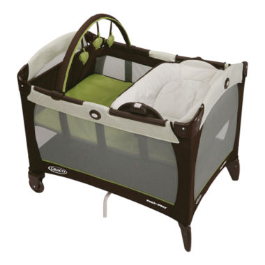 jcpenney.com | Graco® Pack 'n Play® Playard w/ Reversible Napper & Changer™ - Go Green