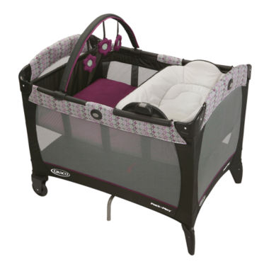 jcpenney.com | Graco® Pack 'n Play® Playard w/ Reversible Napper & Changer™ - Nyssa