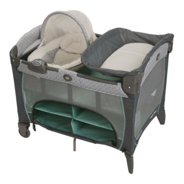 jcpenney.com | Graco® Pack 'n Play® Playard w/ Newborn Napper® Station DLX - Manor
