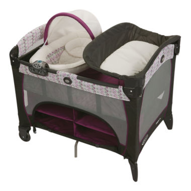 jcpenney.com | Graco® Pack 'n Play® Playard w/ Newborn Napper® Station DLX - Nyssa