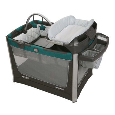 jcpenney.com | Graco® Pack 'n Play® Playard Smart Stations™ - Sapphire