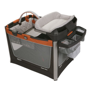 jcpenney.com | Graco® Pack 'n Play® Playard Smart Stations™ - Tangerine