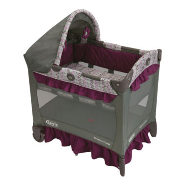 jcpenney.com | Graco® Travel Lite® Crib - Nyssa