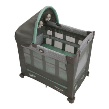 jcpenney.com | Graco® Travel Lite® Crib w/ Stages - Manor
