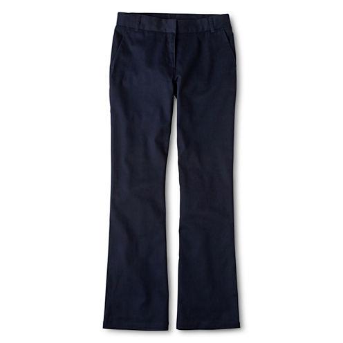 IZOD® Stretch Bootcut Pants - Girls Plus
